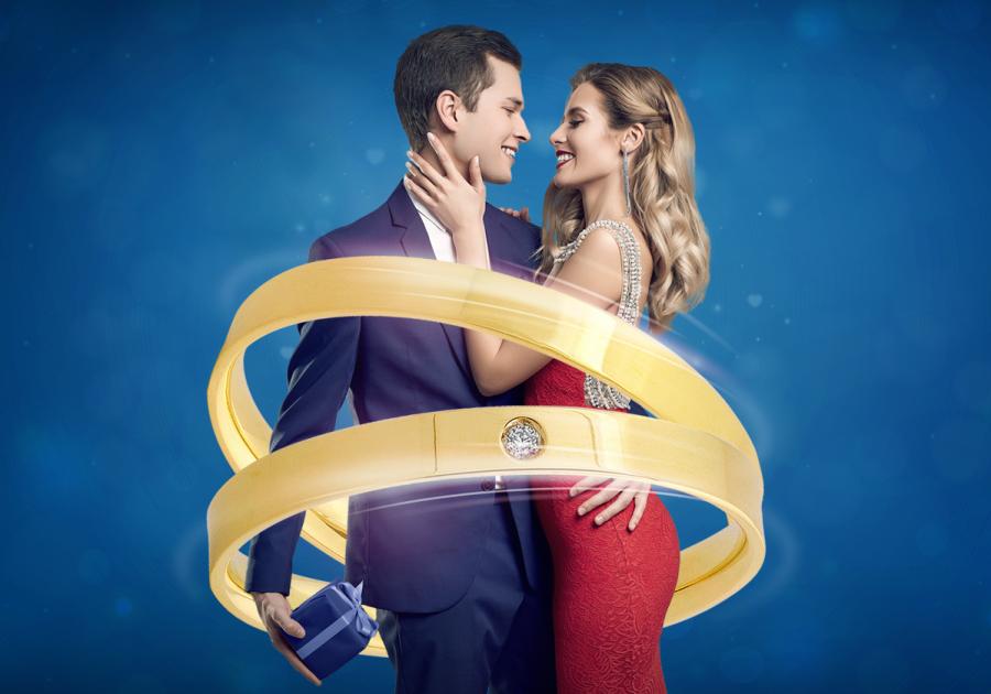 Neste Dia dos Namorados demonstre sua paixão com joias La Salete